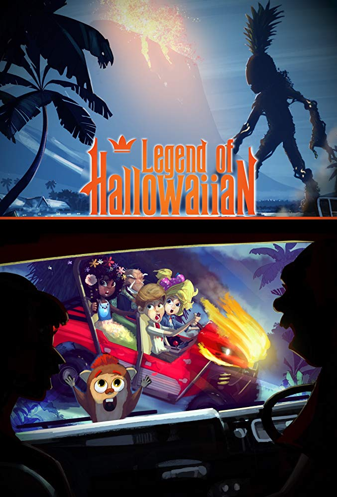 Watch Legend of Hallowaiian Online Free in HD