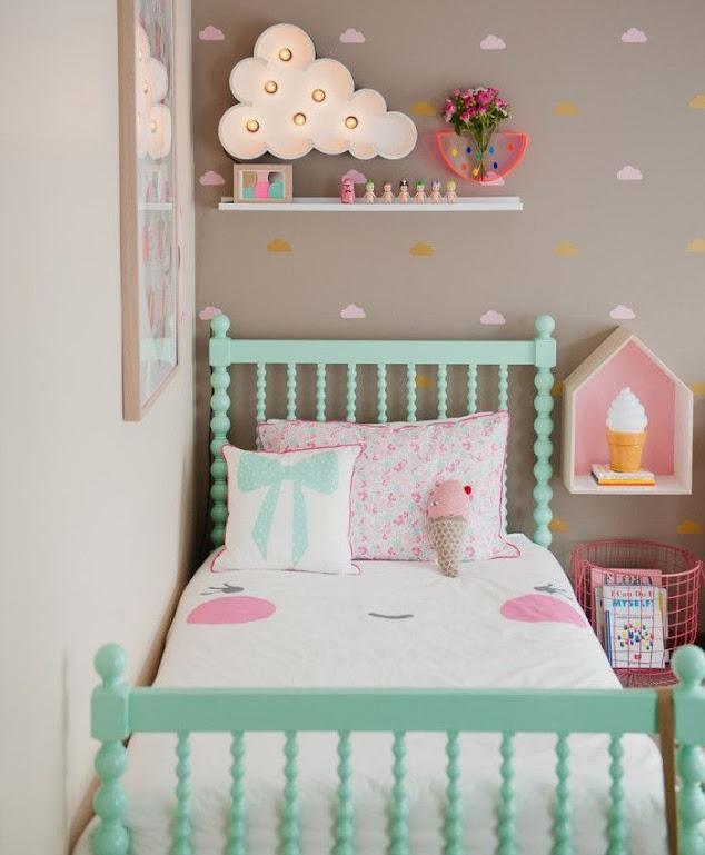 Dekorasi Kamar Anak Perempuan Minimalis Lagi Ngetrend