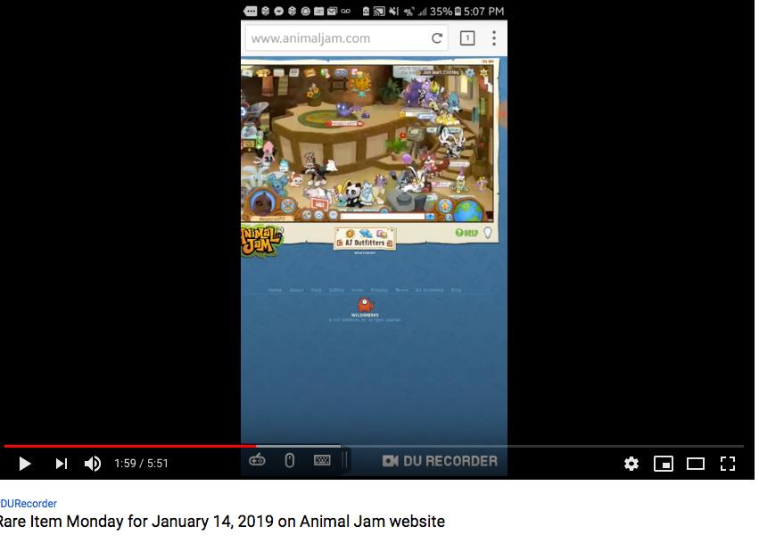 R I M  Craze   Animal Jam Stream