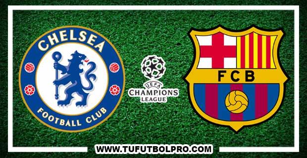 Ver Chelsea vs Barcelona EN VIVO Por Internet Hoy 20 de febrero de 2018