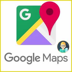 تحميل تطبيق خرائط جوجل Google Maps 2020 للأندرويد والايفون مجاناً