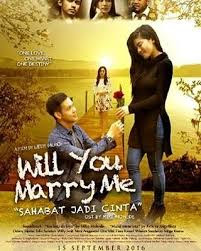 Download Film Indonesia Will You Marry Me 2016 Full Movie BluRay