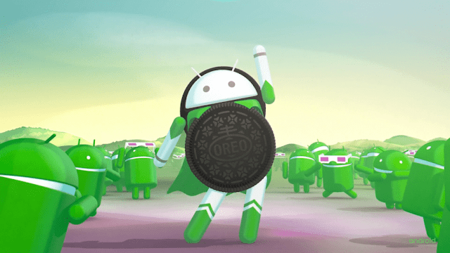 Android 8.0 Oreo Version In moto phones