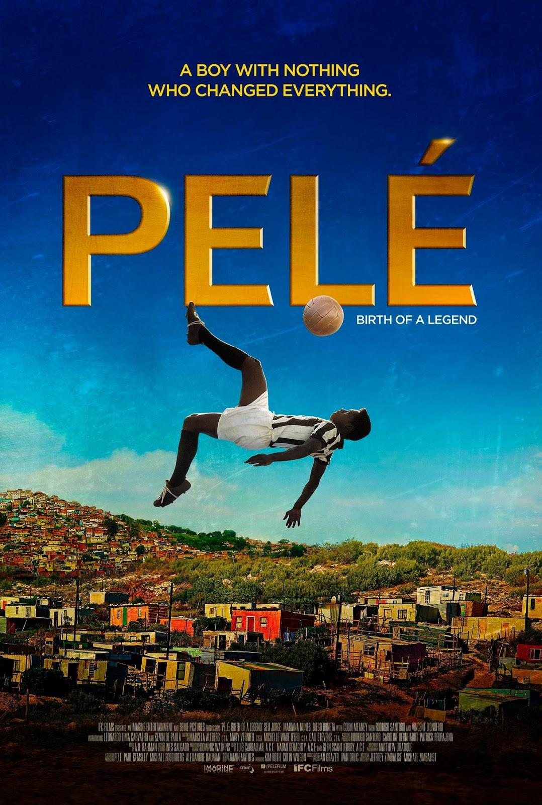 Pelé: Birth of a Legend 2016 - Full (HDRIP)