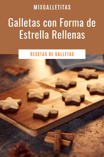 CÓMO HACER GALLETAS DEMANTEQUILLA ESTRELLITAS