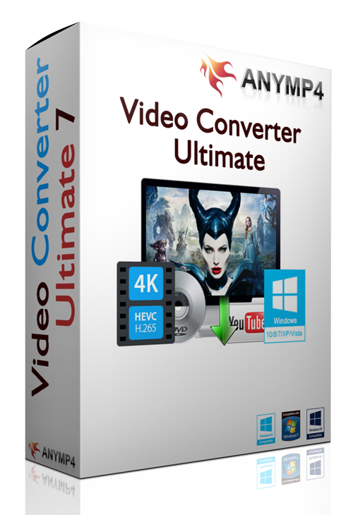 AnyMP4 Video Converter Ultimate 7.0.32