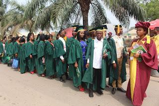 MOUAU Matriculates 3,532 Freshmen for 2019/2020 Session