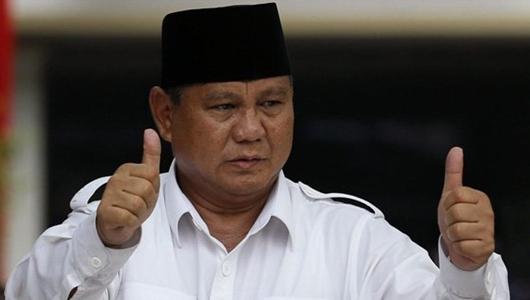 PA 212: Selamat Tinggal Prabowo Subianto