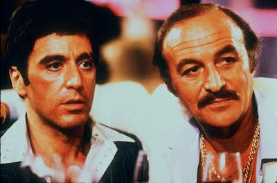 Scarface 1983 Al Pacino Robert Loggia Image 1