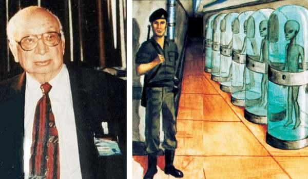Sĩ quan quân đội Mỹ: Người ngoài hành tinh Grey là 'robot sinh học' dùng để du hành vũ trụ