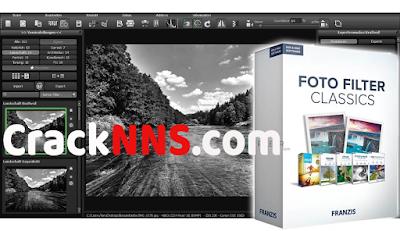 Franzis Foto Filter Classics Free Download