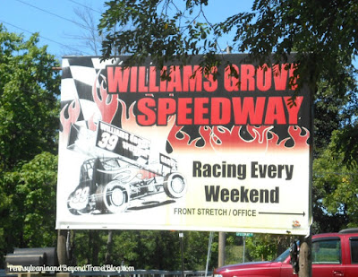 Williams Grove Speedway in Mechanicsburg Pennsylvania