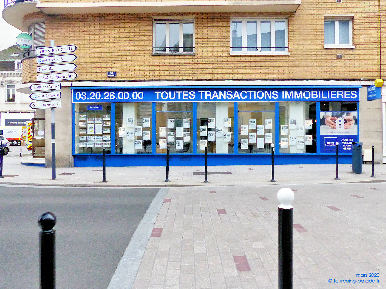 Agence Hoste Immobilier, Tourcoing
