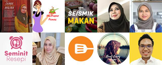 10 Channel Youtube Masakan Paling Popular Di Malaysia