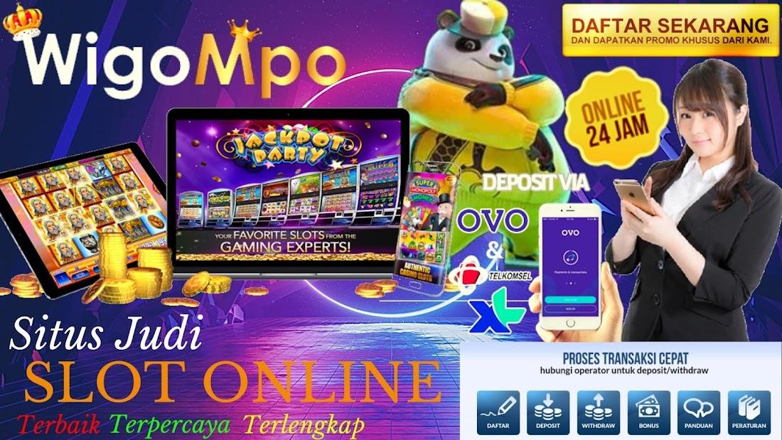 Slot Online Agen Mpo