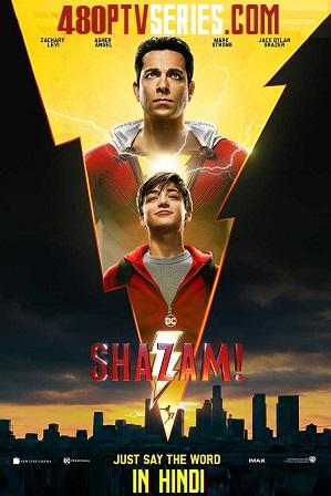 Shazam! (2019) Full Hindi Dual Audio Movie Download 720p 480p HD-CAM [ हिंदी + English ] thumbnail