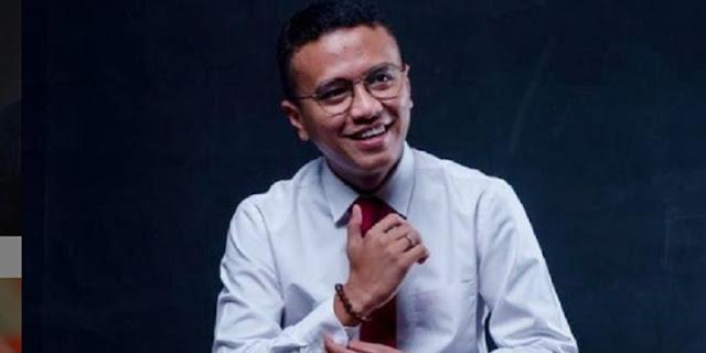 Jubir Muda PAN Minta Faldo Maldini Membuka Hati Nurani dan Kembali Berdemo