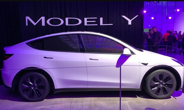 How Much Is A Tesla Model Y