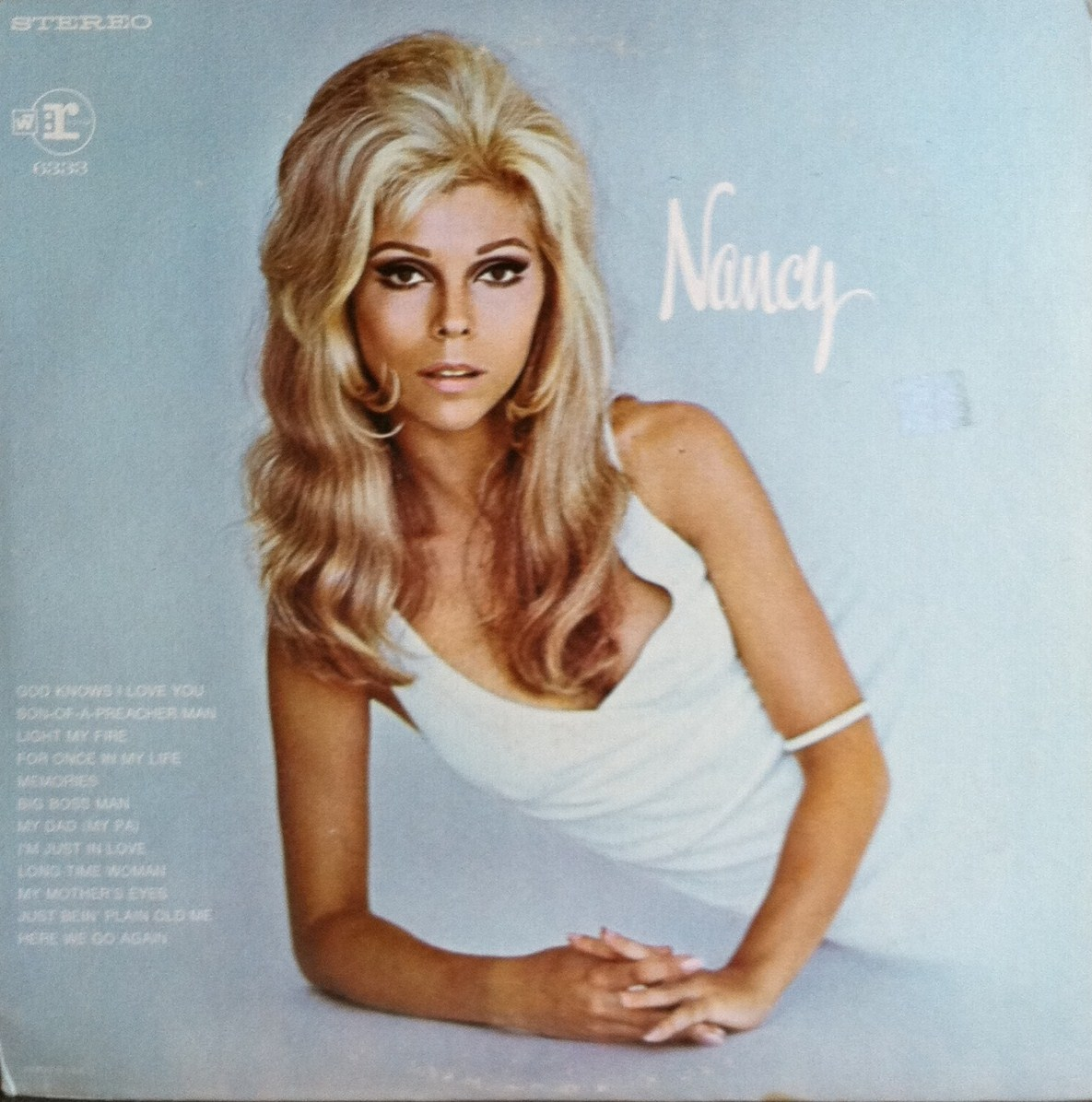 Vinyl Whores Lazy Sounding Ladies Week Nancy Sinatra