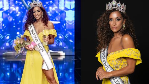 Anthea Zammit es Miss Universe Malta 2020