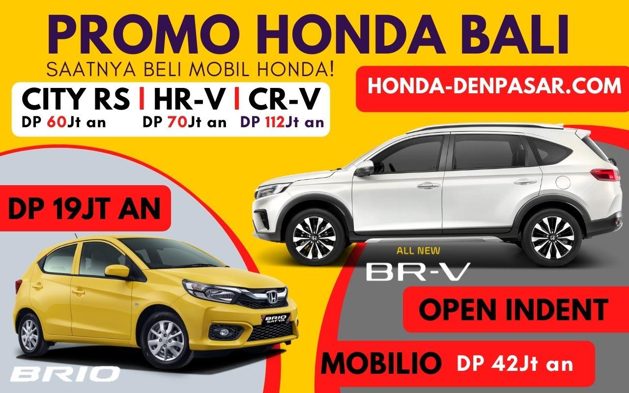 Promo Honda Bali