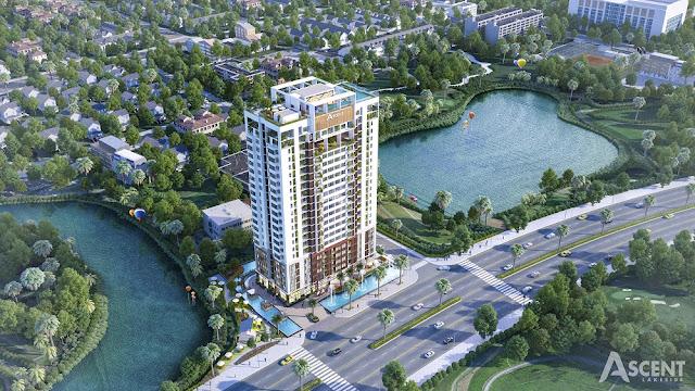 dự án Ascent Lakeside