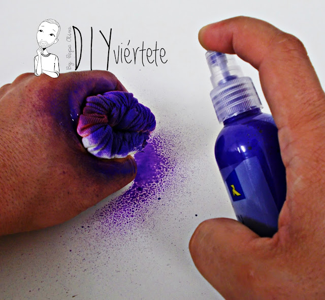 pintura-spray-fashion-la pajarita-pintura textil-tela-body-bebé-batik-8