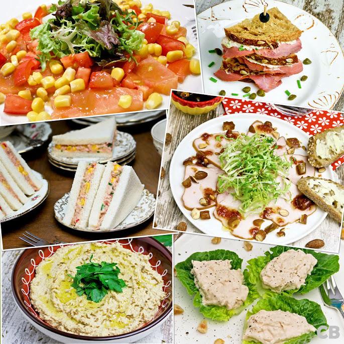 Nog 6 koele gerechten voor warme dagen: zonder hete pannen!