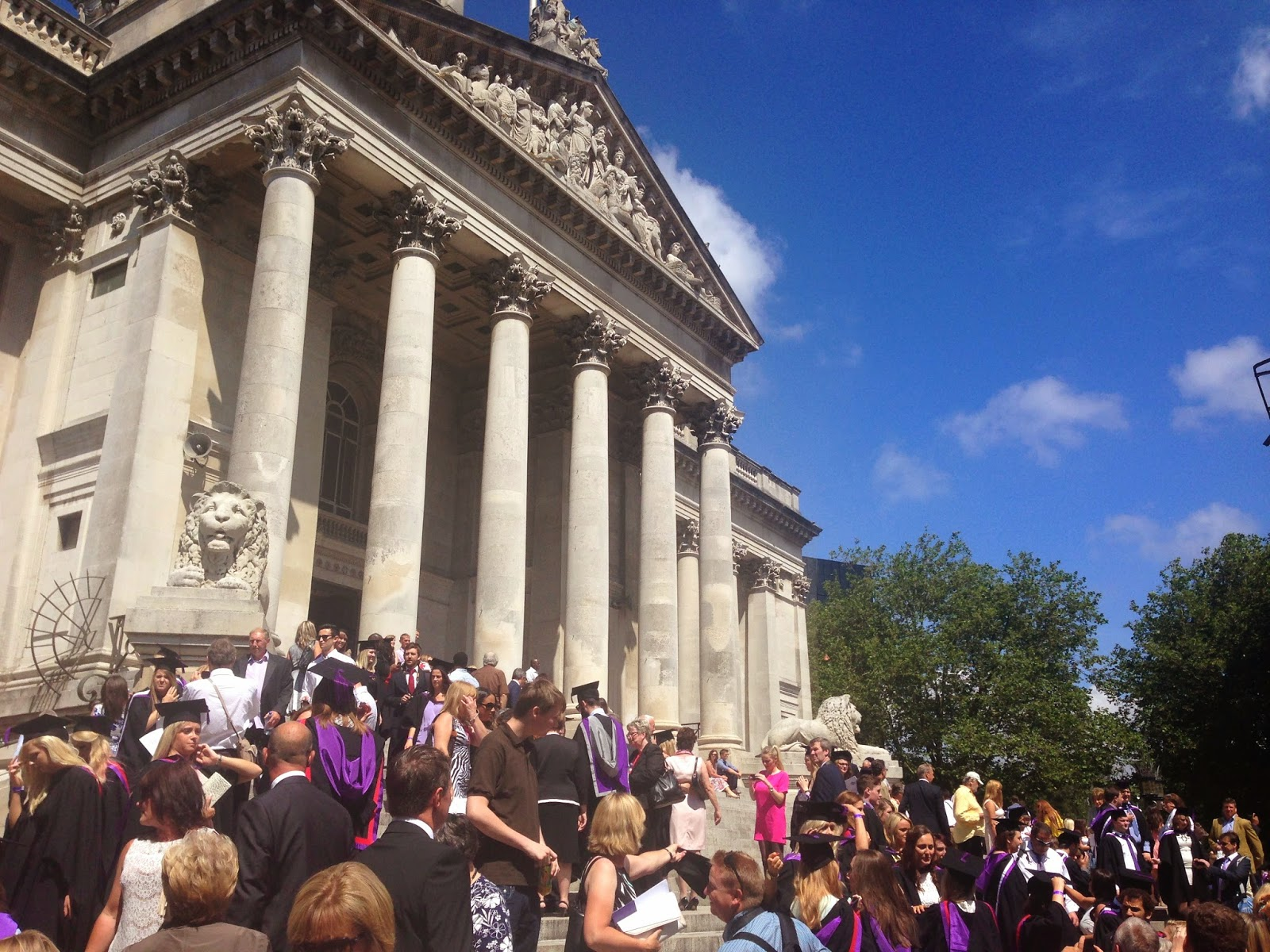graduation graduate university of portsmouth journalism guildhall