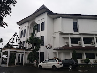 Miliaran Rupiah Anggaran untuk Rehab Gedung DPRD
