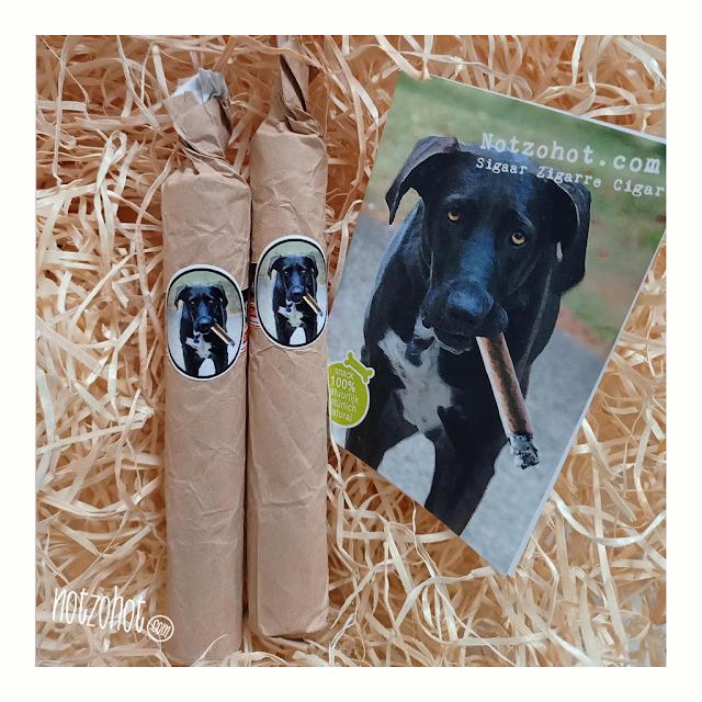 Beterschap hond de sigaar