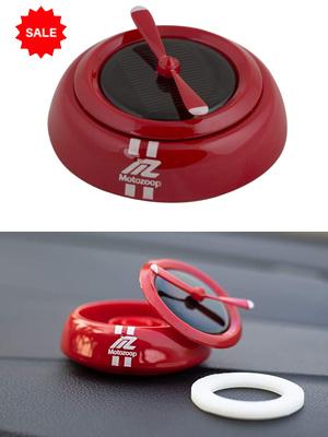 Best Solar car Perfume  Car Fragrance Device