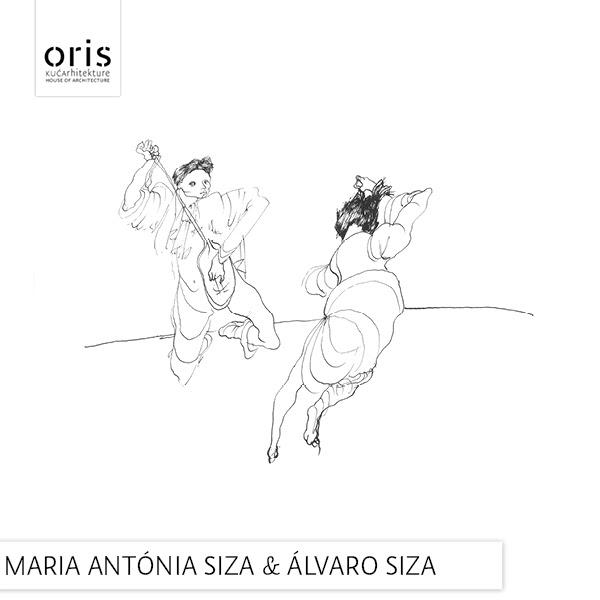 Izložba crteža Álvara Siza i Marije Antónije Siza