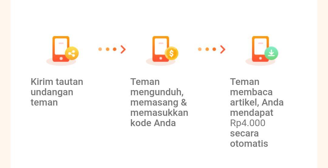 cara mendapatkan uang dengan aplikasi handphone