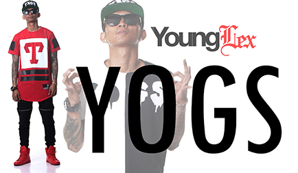 Lirik Lagu Young Lex - Kaca