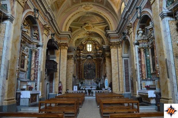 Alatri, chiesa di San Francesco