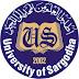 University Of Sargodha  3rd Merit List 2020
