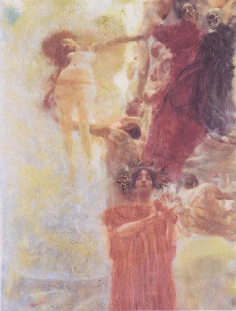Gustav Klimt - Medicina - 1897-98