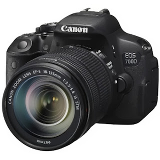 Canon EOS 700D / Canon EF-S 18-135mm f/3.5-5.6 IS STM Lens
