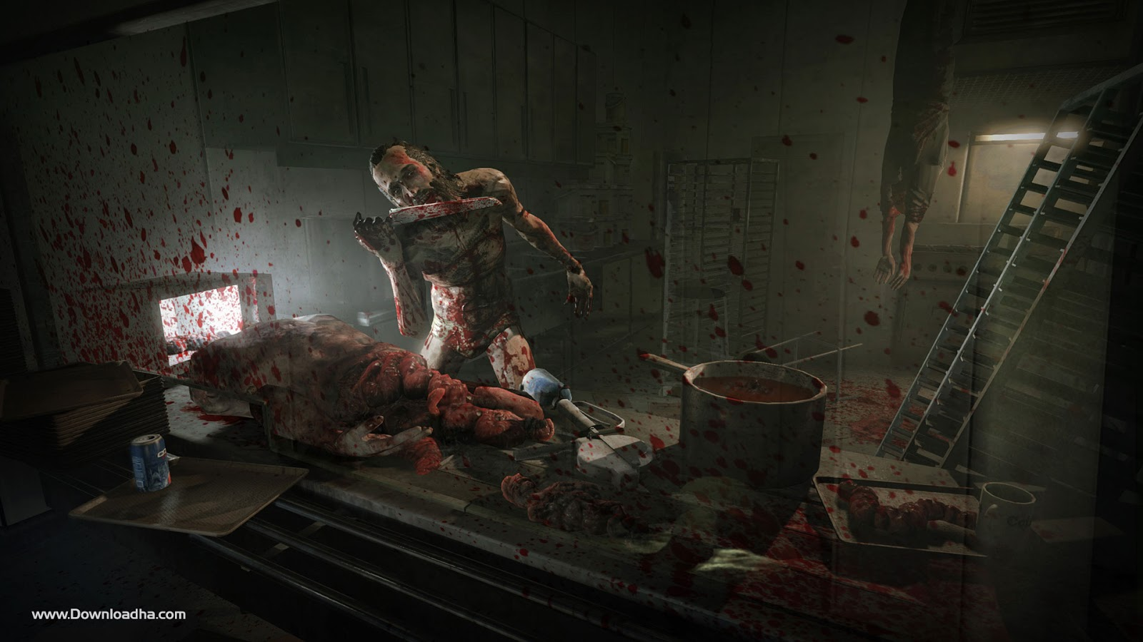 Outlast Whistleblower PC Game Free Download Full Version ...