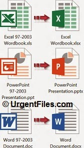 Download MS Office Compatibility Pack (Word/Excel/PowerPoint)