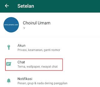 Darik mode whatsapp