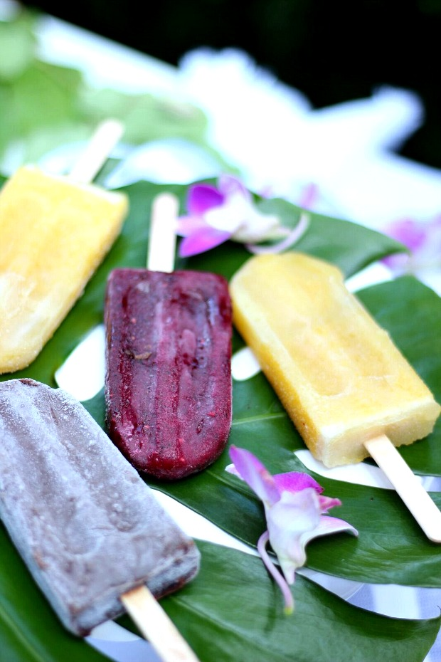 The Fix & Co Healthy Popsicles