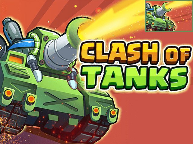 Clash of Tanks free online game