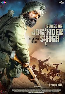 Subedar Joginder Singh 2018 Punjabi 720p WEBRip