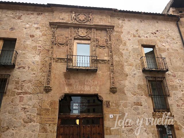 Palacios de Salamanca Maldonado