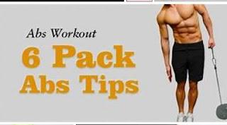 Six Pack Abs chế độ ăn uống Mẹo