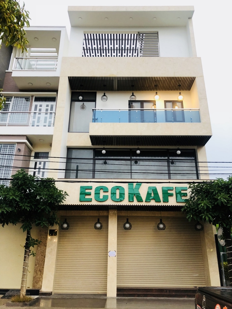Thiết kế và xây nhà trọn gói mr. Lịch – ECO KAFE