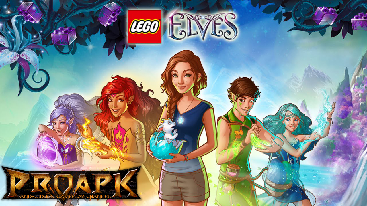 LEGO® Elves: Adventures in Elvendale