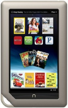 Barnes & Noble introduced Nook Tablet